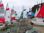 View larger image of Sailboats docked at CHULA VISTA RV RESORT image #2