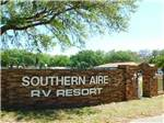 View larger image of A row of Class A motorhomes at SOUTHERN AIRE RV RESORT image #4