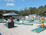 View larger image of Miniature golf course at MOUNTAIN CREEK CAMPGROUND image #4