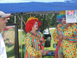 View larger image of Clowns at MOUNTAIN CREEK CAMPGROUND image #7