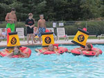 View larger image of Kids swimming at MOUNTAIN CREEK CAMPGROUND image #12