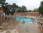 View larger image of Kids swimming at MARVAL RESORT image #2
