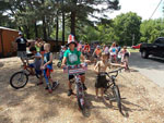 View larger image of Kids biking at MARVAL RESORT image #3
