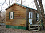 View larger image of Cabin with deck at MARVAL RESORT image #10