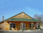 View larger image of Cabin style clubhouse at MARVAL RESORT image #12