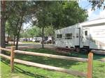 View larger image of Trailers and RVs camping at ROUGHRIDER CAMPGROUND image #6