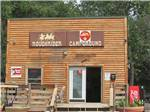View larger image of Good Sam sign at office at ROUGHRIDER CAMPGROUND image #8