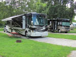 View larger image of RVs camping at LAZY RIVER AT GRANVILLE CAMPGROUND image #3