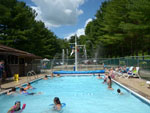 View larger image of People swimming in the pool at LAZY RIVER AT GRANVILLE CAMPGROUND image #7