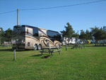 View larger image of RVs and trailers at campgrounds at PINE HILLS RV PARK image #2