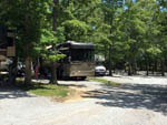 View larger image of RVs and trailers camping at BEAN POT CAMPGROUND image #5