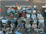 View larger image of Outdoor dining at WEAVERS NEEDLE RV RESORT image #8