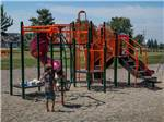 View larger image of Playground at WILLOWOOD RV RESORT image #2
