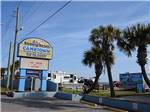 View larger image of Family biking at BEVERLY BEACH CAMPTOWN RV RESORT  CAMPERS VILLAGE image #4