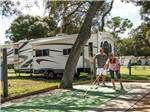 View larger image of Shuffleboard courts at DAYTONA BEACH RV RESORT image #5