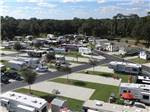 View larger image of Amazing aerial view over resort at QUAIL RUN RV RESORT image #5