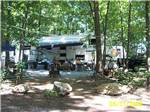 View larger image of Family camping at RAMBLIN PINES FAMILY CAMPGROUND  RV PARK image #6