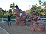 View larger image of Trailers camping at SANTEE LAKES RECREATION PRESERVE image #6
