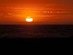 View larger image of Sunset view on the water at DOCKWEILER RV PARK image #9