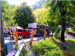 View larger image of RV parked at TWIN CREEK RV RESORT image #2