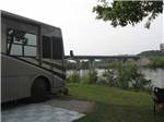 View larger image of Swimming pool at campground at RIVERVIEW RV PARK image #3