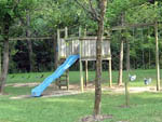 View larger image of Playground with swing set at RIVERVIEW RV PARK image #6