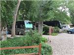 View larger image of RVs camping at RANCHO SEDONA RV PARK image #1