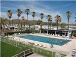 View larger image of Swimming pool at campgrounds at RINCON COUNTRY WEST RV RESORT image #6