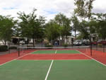 View larger image of Tennis court at ORCHARD RANCH RV RESORT image #5