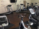 View larger image of Interior of exercise room at ORCHARD RANCH RV RESORT image #7