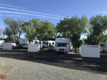 View larger image of RVs parked in gravel sites at ORCHARD RANCH RV RESORT image #11