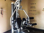 View larger image of Weight machine in the gym at ORCHARD RANCH RV RESORT image #12