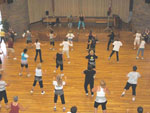 View larger image of Aerobics class at SUN VISTA RV RESORT image #4