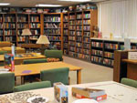 View larger image of Library in lodge at SUN VISTA RV RESORT image #11
