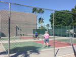View larger image of Tennis court at SUN VISTA RV RESORT image #12