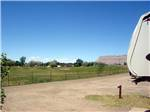 View larger image of Beautiful landscaped picnic area surrounded by trees at SHADY ACRES RV PARK image #11