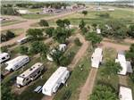 View larger image of Trailers and RVs camping at OASIS CAMPGROUND image #2