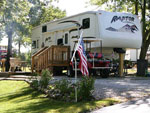 View larger image of Trailer camping at MARK TWAIN LANDING image #5