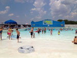 View larger image of Splash landing wave pool at MARK TWAIN LANDING image #11