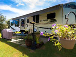 View larger image of Trailer camping at SANDY OAKS RV RESORT image #3