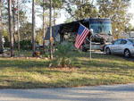 View larger image of RV parked at SANDY OAKS RV RESORT image #4