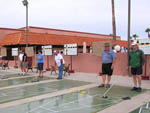 View larger image of People playing shuffleboard at WESTWIND RV  GOLF RESORT image #7