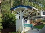 View larger image of Pet wash station at EMERALD COAST RV BEACH RESORT image #9