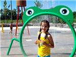 View larger image of Kids at waterpark at CAMPARK RESORTS FAMILY CAMPING  RV RESORT image #1