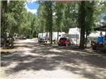 RIO CHAMA RV PARK at CHAMA NM