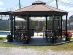 View larger image of Gazebo at JUDE TRAVEL PARK OF NEW ORLEANS image #5