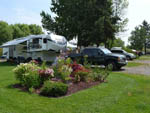 View larger image of Trailer camping at JIM  MARYS RV PARK image #7