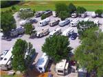 View larger image of Amazing aerial view over resort at USI RV PARK image #12