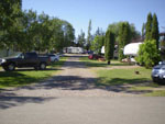 View larger image of Road leading into campgrounds at LA SALLE RV PARK image #4