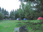View larger image of Tents camping at LA SALLE RV PARK image #5